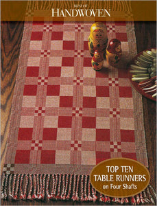 Best of Handwoven: Top Ten Table Runners on Four Shaft eBookImage