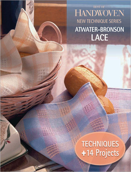 Best of Handwoven: Atwater-Bronson Lace eBookImage