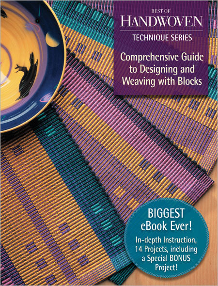 Comprehensive Guide to Designing and Weaving with Blocks eBookImage