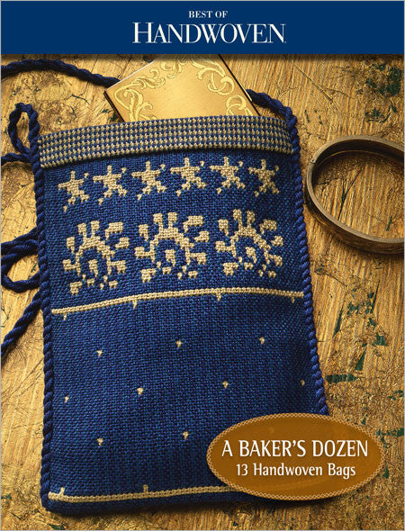 Best of Handwoven: Baker's Dozen: 13 Handwoven Bags eBookImage