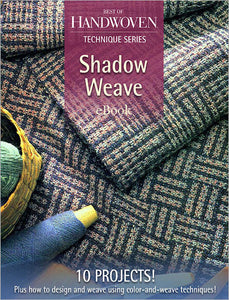 Best of Handwoven, Technique Series: Shadow Weave eBookImage