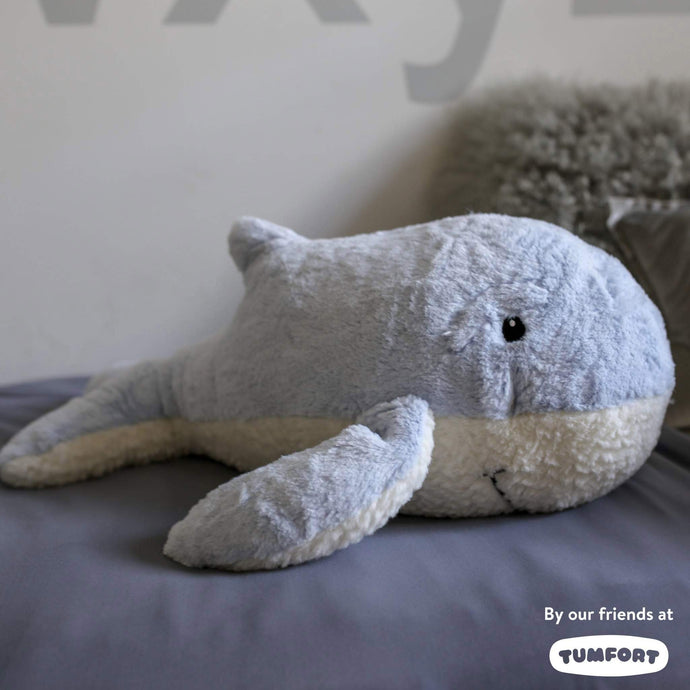 Weighted Whale Toy