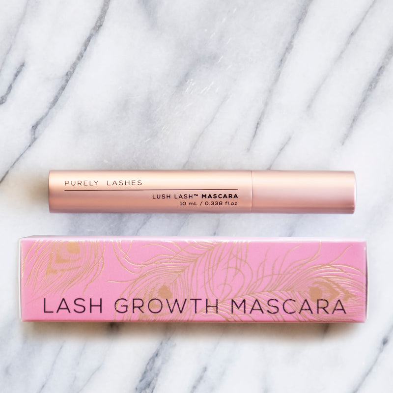 NEW Lush Lash™️ Lash Growth Mascara Opening Order
