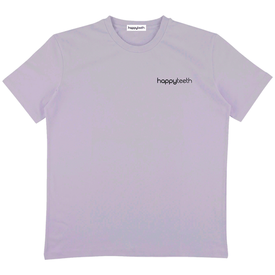 Happy Teeth Classic // Lavender Tee