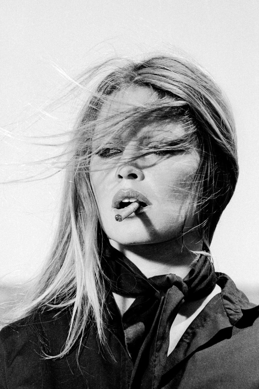 Brigitte Bardot Windy - BLUE SHAKER