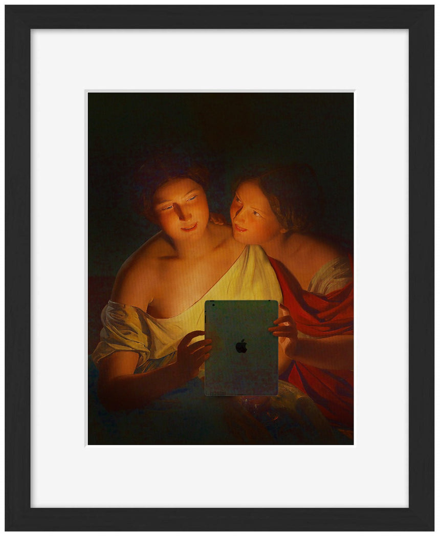 Venus and Mars - Blue Shaker - Poster Affiche -