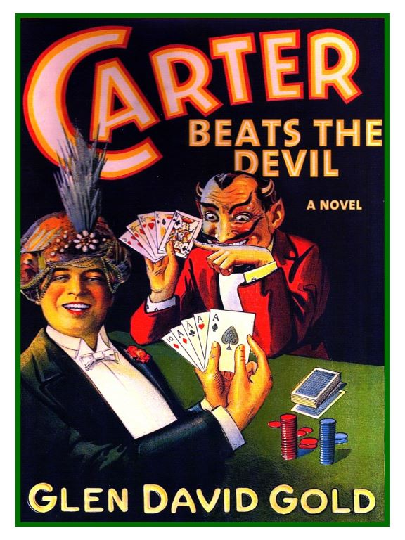 Carter - Beats the Devil - BLUE SHAKER