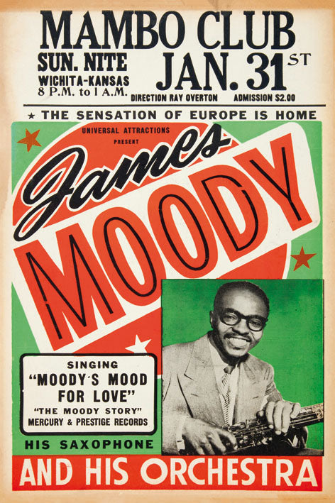 James Moody - BLUE SHAKER