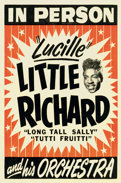 Little Richard - BLUE SHAKER
