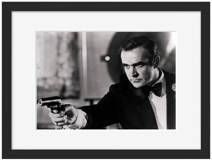 Sean Connery – Gun 2 - BLUE SHAKER