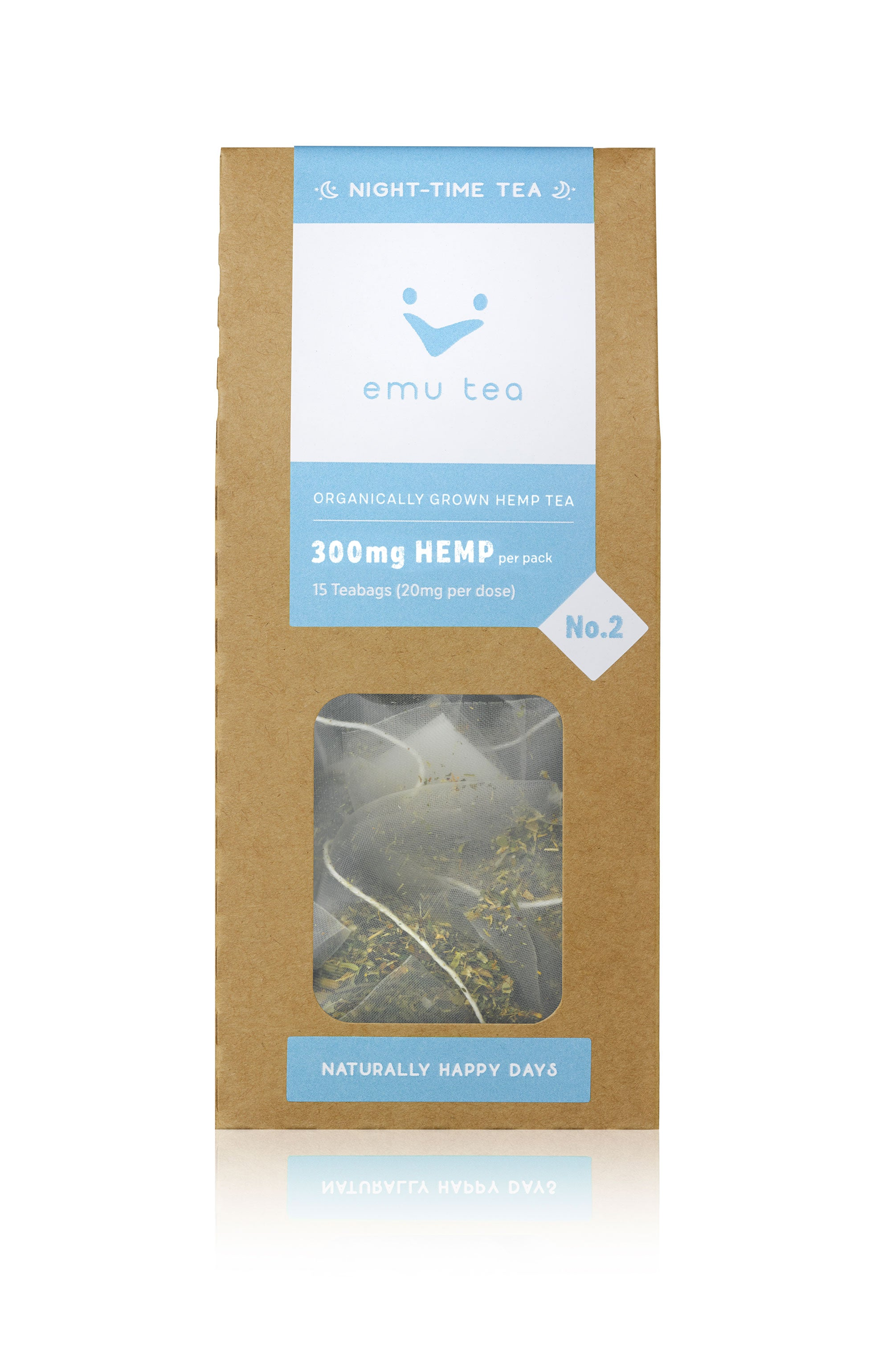 Night-time Tea - 300mg CBD