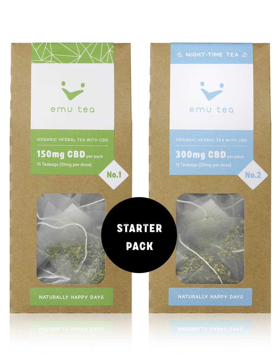 Starter Pack - 450mg CBD