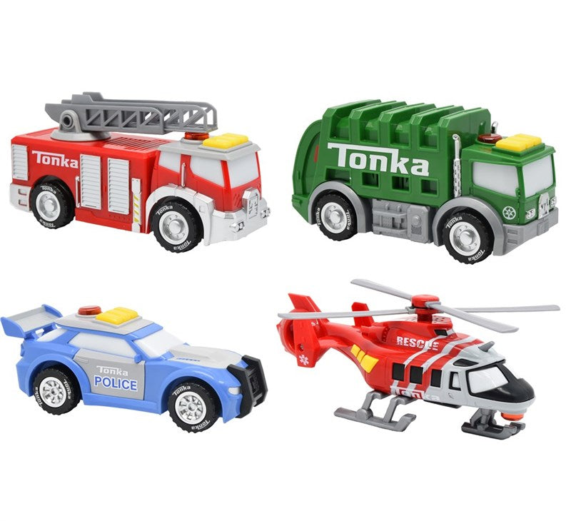 Tonka Mighty Force Skraldebil - 1 stk