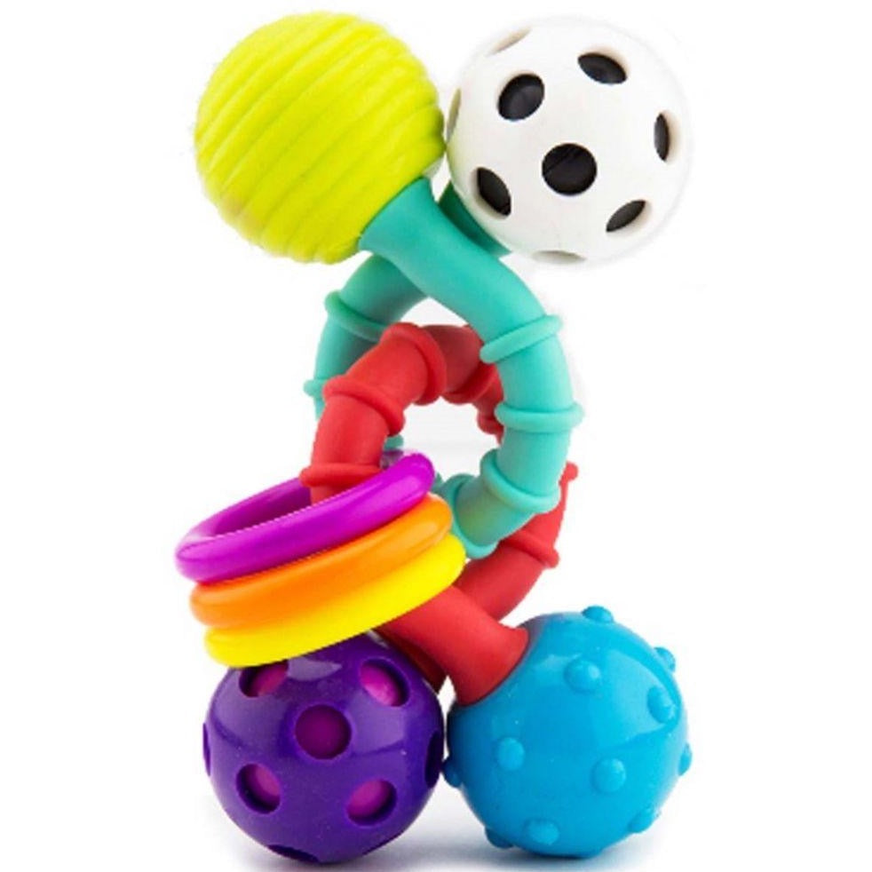 Sassy Bend & Twist Rattle
