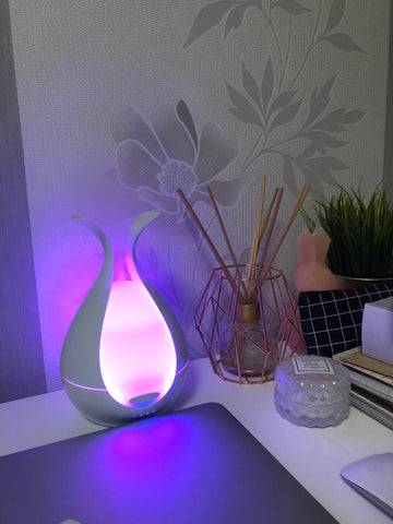 200ml-Flower-Ultrasonic-Humidifier-LiquidDiffuser