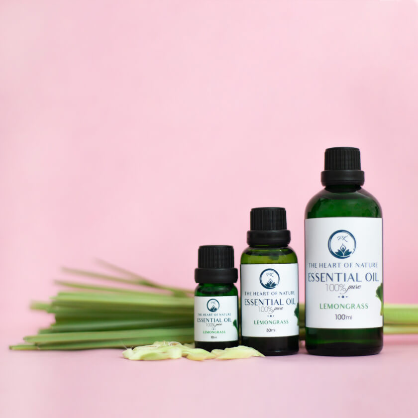 100% Natural Essential Oils for Health Benefits