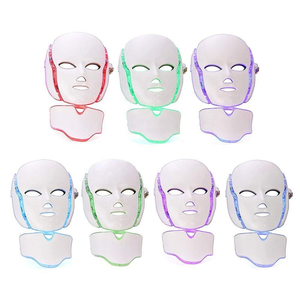 Professional LED Therapy Mask - LiquidDiffuser