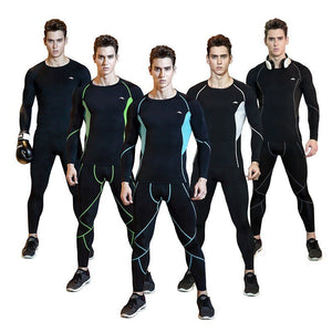 Breathable Long Sleeve Jogging Set
