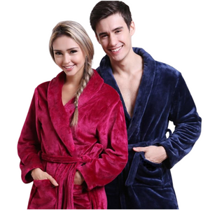 Soft Warm Night Robe