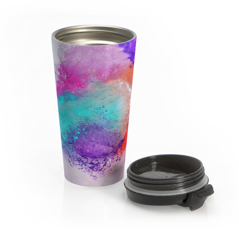 Copy of Stainless Steel Travel Mug - LiquidDiffuser