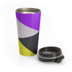 Copy of Copy of Stainless Steel Travel Mug - LiquidDiffuser