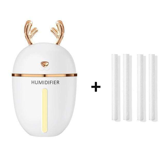 450ml Ultrasonic Deer Humidifier - LiquidDiffuser