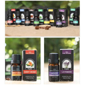 10ml Essential Oils - LiquidDiffuser