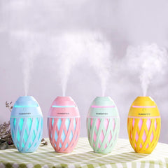 320ml Mini USB Easter Egg Humidifier Air Purifier