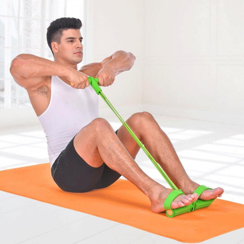 Yoga Resistance Bands, Elastic Sit Up Rope - LiquidDiffuser