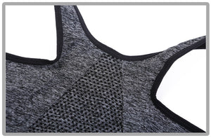 Women Zipper Sports Bra - LiquidDiffuser