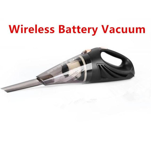4.8Kpa Handheld Mini Car Vacuum Cleaner - LiquidDiffuser