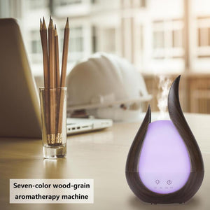 200ml Ultrasonic Humidifier With Large Orb Light - LiquidDiffuser