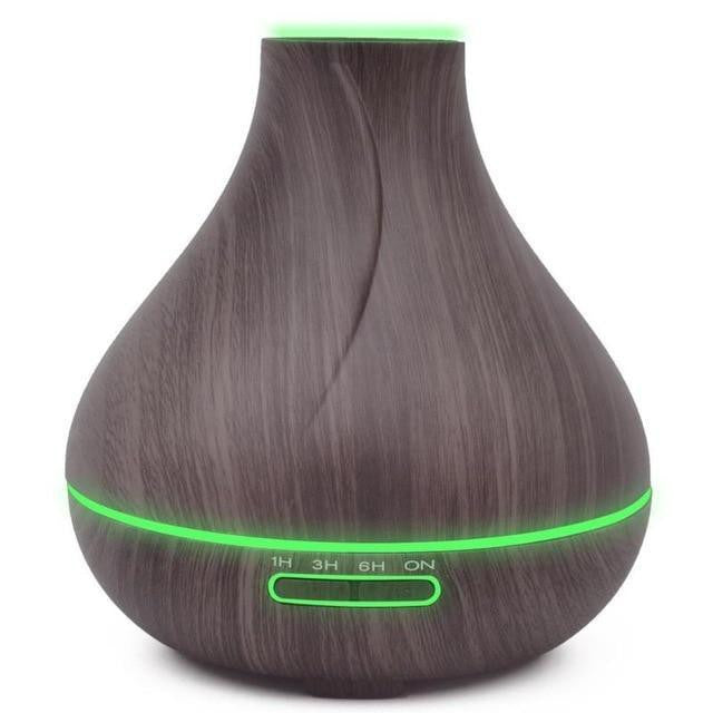 400ml Ultrasonic Vase Shape Humidifier - LiquidDiffuser