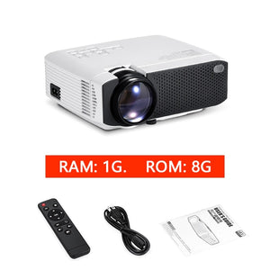 LC350 Mini HD Projector - LiquidDiffuser