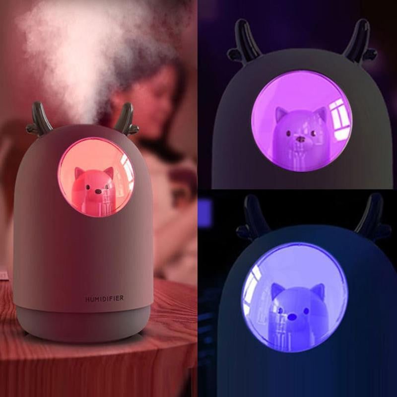 300ml Mini Bear Humidifier - LiquidDiffuser