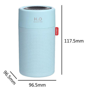 750ml USB Rechargeable Humidifier - LiquidDiffuser