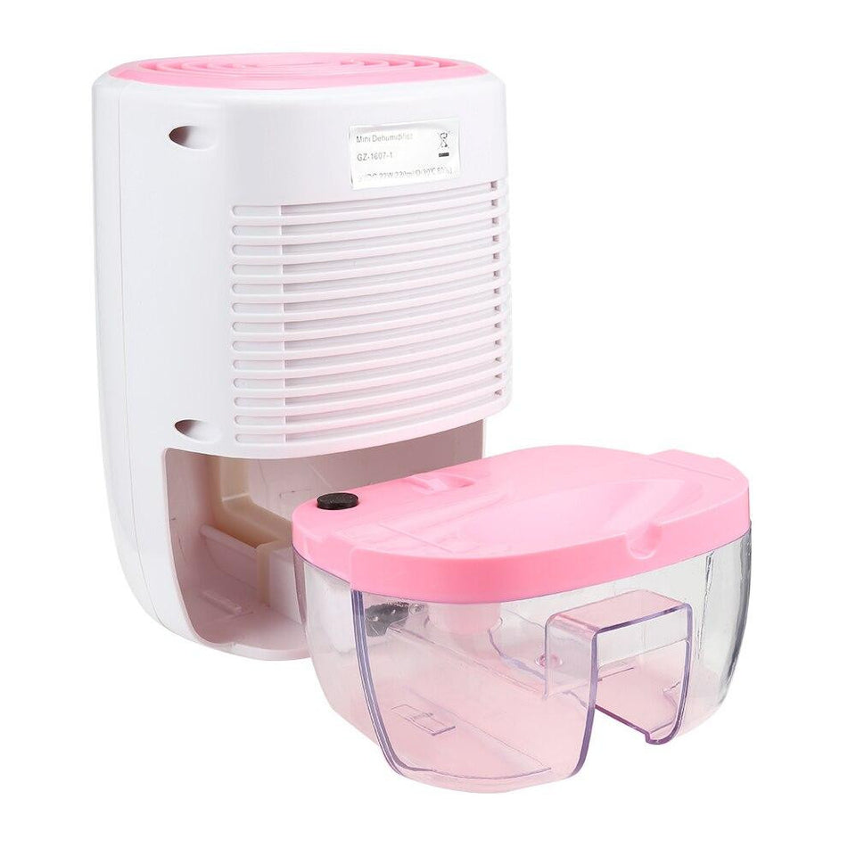 800ml Portable Mini Air Dehumidifier - LiquidDiffuser