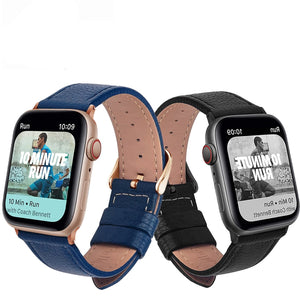 Leather Watchband for Apple Watch - LiquidDiffuser