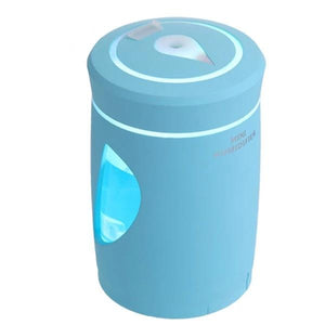 220ml Mini Ultrasonic Humidifier - LiquidDiffuser