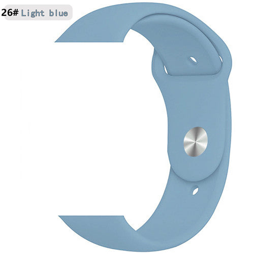 Soft Silicone Strap for Apple Watch - LiquidDiffuser