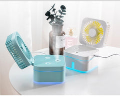 200ml Rechargeable Mini Portable Humidifier Multi-Function