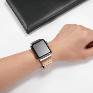 Stainless Steel Strap for Apple Watch - LiquidDiffuser
