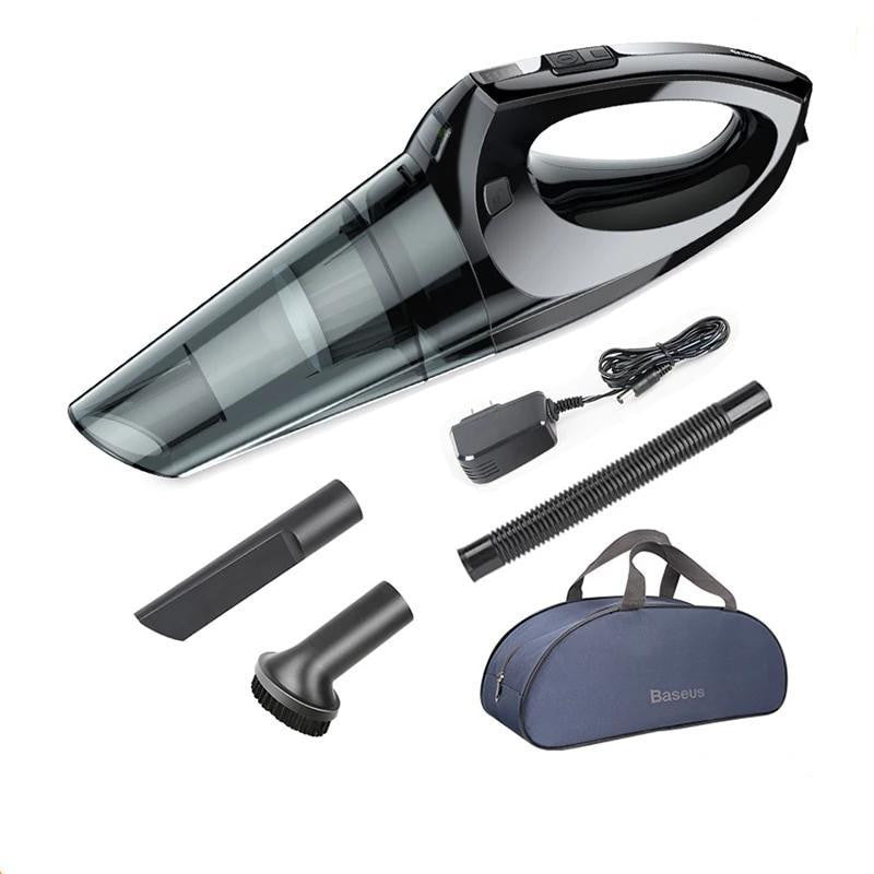 4000pa Strong Handheld Car Vacuum Cleaner - liquiddiffuser.myshopify.com