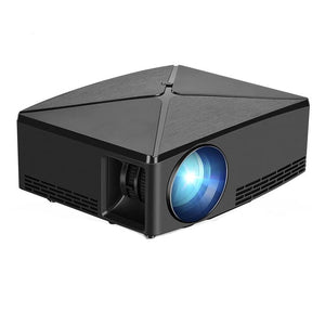 C80 Mini Projector - 1280x720P Resolution - LiquidDiffuser