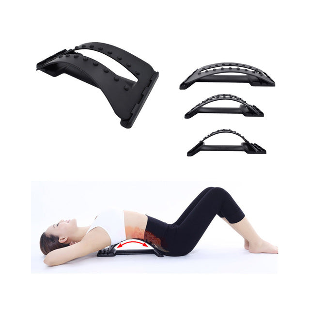 Magic Back Stretcher - Mr. Flex - LiquidDiffuser