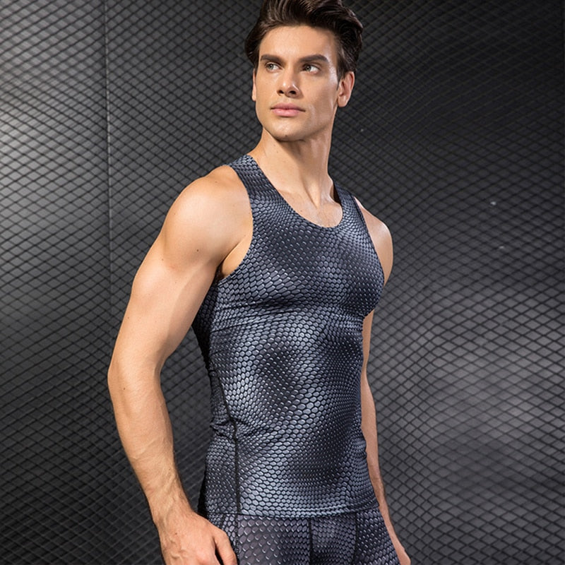 Men's Quick Drying Sports Vest