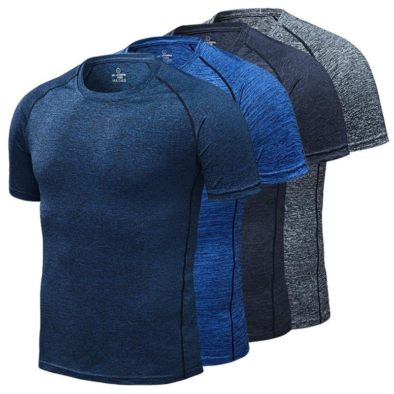 Quick Dry Compression Sports T-Shirts