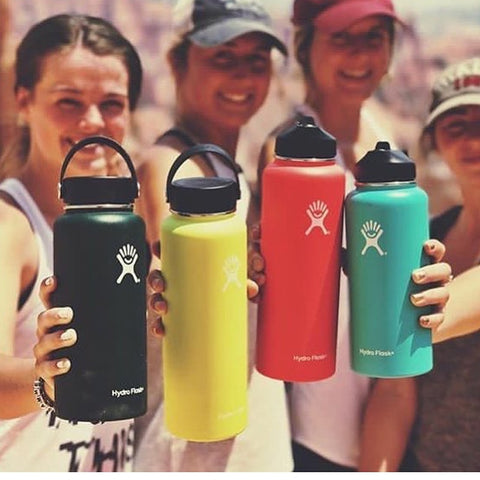Vacuum Insulated Wide Mouth Lifestyle Bottle
