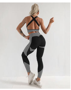 Seamless  Women Yoga Sets