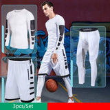Dry Fit Men's Training Sportswear Set